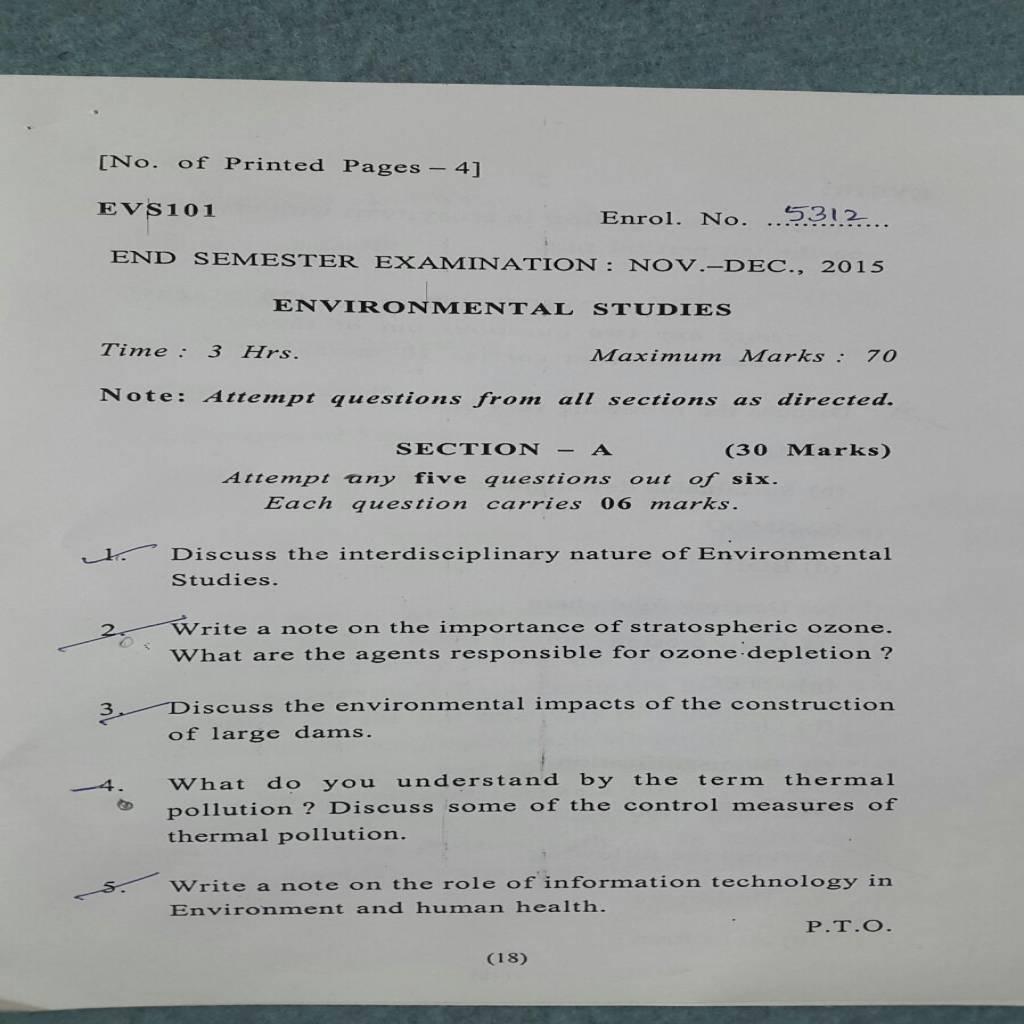 Amity evs paper for sem 1-evs01.JPG